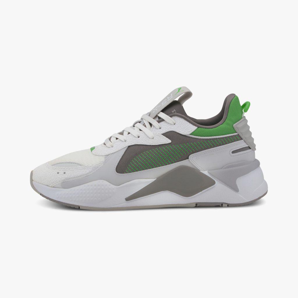 blanc/vert/gris