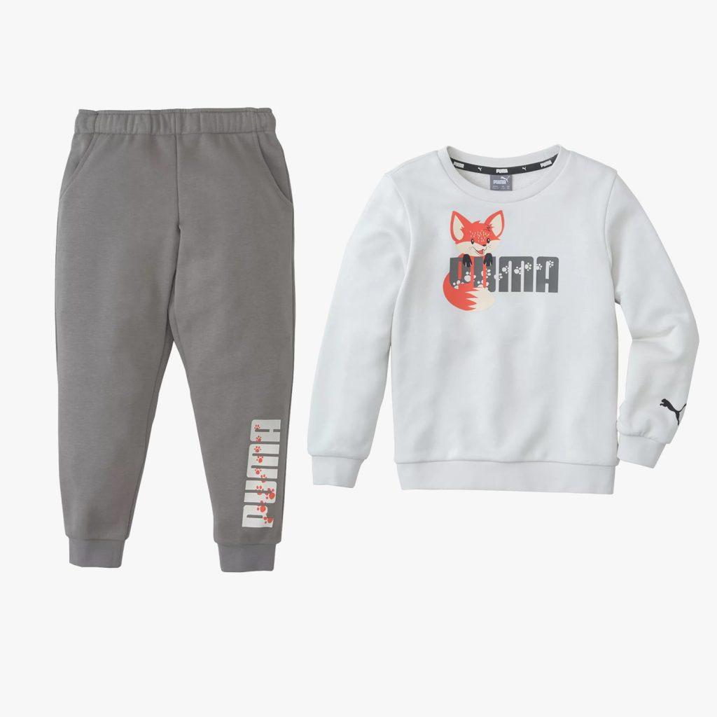 blanc/orange/gris